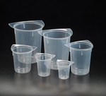 50 to 1000 ml Tricorn Beakers
