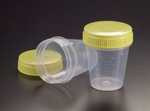 Disposable Specimen Container
